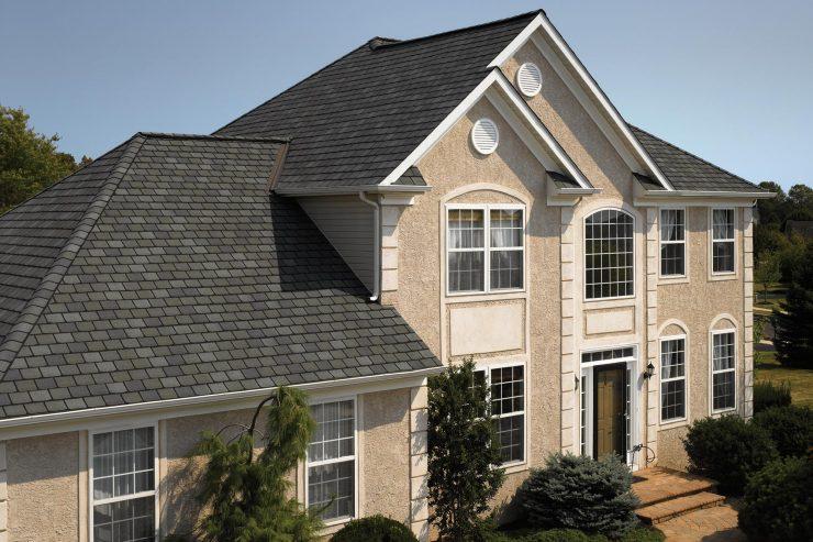 Highland Slate Shingle Smokey Quartz American Standard Roofing Houston